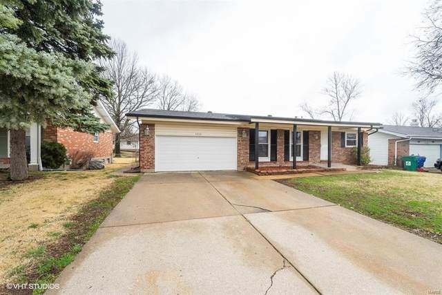 4448 Papal Drive, Florissant, MO 63033 (#20019312) :: Clarity Street Realty