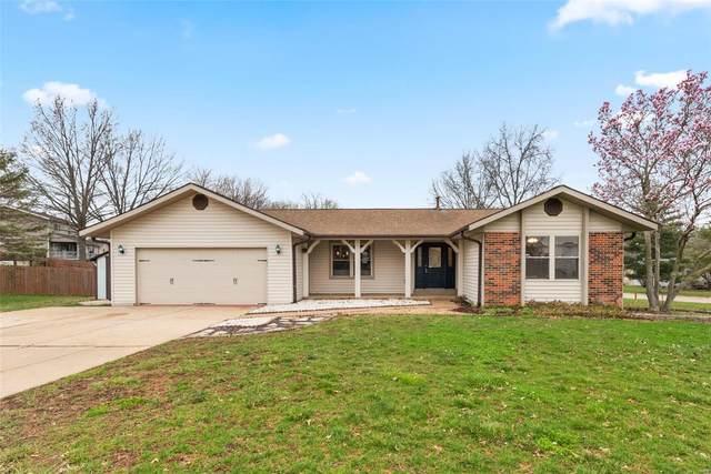 831 Kickshaw, Saint Charles, MO 63304 (#20019319) :: St. Louis Finest Homes Realty Group