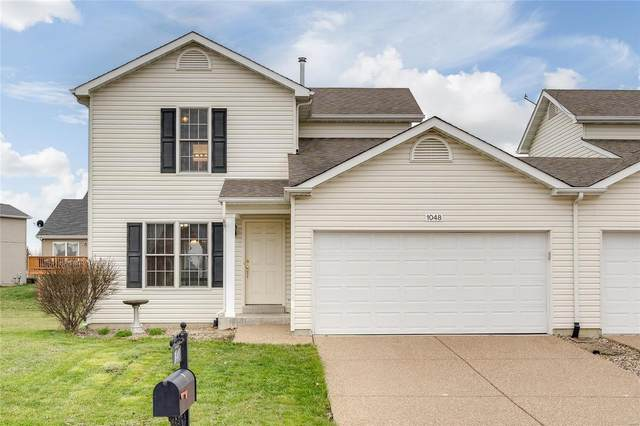 1048 Chesterfield Dr., Wentzville, MO 63385 (#20019351) :: Kelly Hager Group | TdD Premier Real Estate