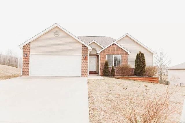 113 Pioneer Court, Waynesville, MO 65583 (#20019353) :: RE/MAX Professional Realty