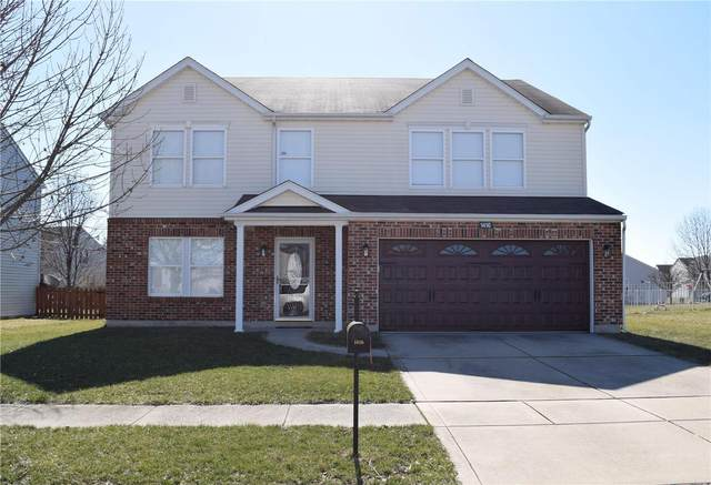 1416 Royal Forest Drive, Mascoutah, IL 62258 (#20019356) :: Fusion Realty, LLC