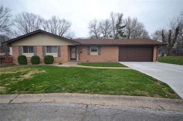 402 Rosewood Drive, Belleville, IL 62223 (#20019369) :: St. Louis Finest Homes Realty Group