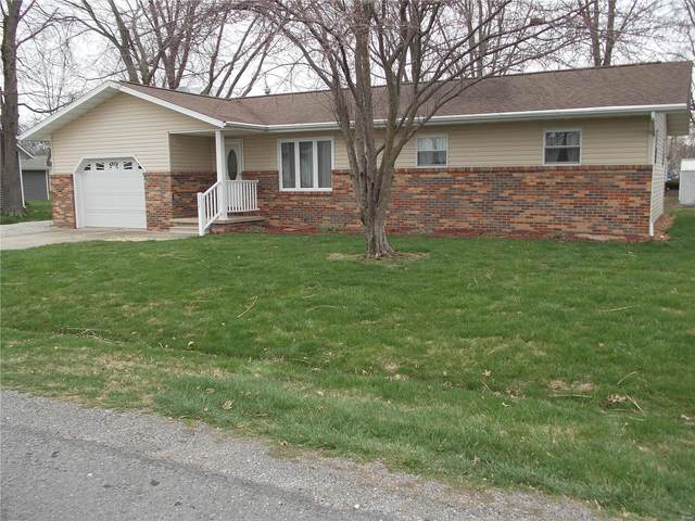 136 Lyle Drive, HOFFMAN, IL 62250 (#20019385) :: Fusion Realty, LLC