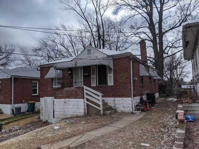 7108 Florence, St Louis, MO 63136 (#20019409) :: The Becky O'Neill Power Home Selling Team