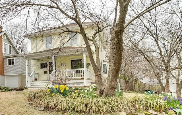 661 Clark Avenue, Webster Groves, MO 63119 (#20019433) :: Clarity Street Realty