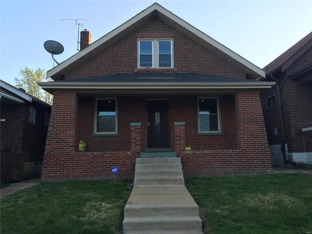 4844 Bessie Avenue, St Louis, MO 63115 (#20019444) :: RE/MAX Vision