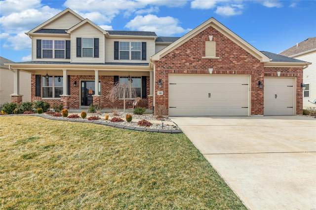 148 Central Park Avenue, Wentzville, MO 63385 (#20019464) :: Clarity Street Realty