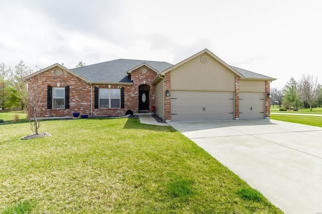 23 Fieldstone Estates Court, Wentzville, MO 63385 (#20019472) :: St. Louis Finest Homes Realty Group
