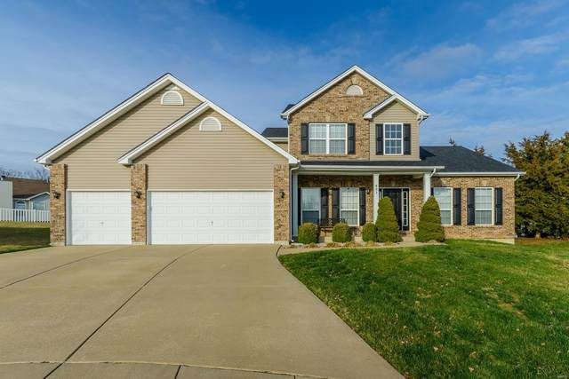 431 Sherwood Oaks Court, Wentzville, MO 63385 (#20019474) :: St. Louis Finest Homes Realty Group