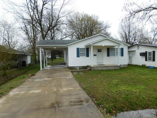 1810 Thomas, Poplar Bluff, MO 63901 (#20019490) :: RE/MAX Professional Realty