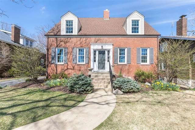 7441 Melrose Avenue, St Louis, MO 63130 (#20019516) :: Hartmann Realtors Inc.