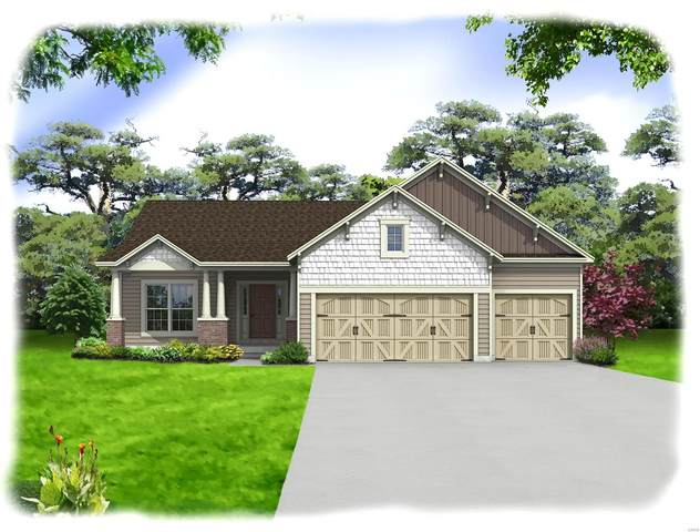 27 Wilmer Valley (Lot 133) Court, Wentzville, MO 63385 (#20019521) :: RE/MAX Vision