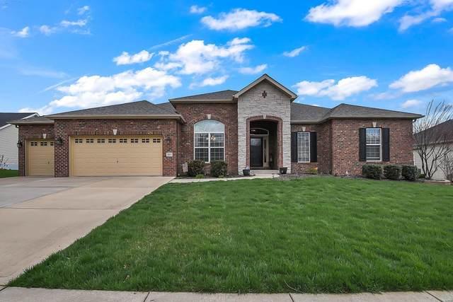 3017 Roan Hill Drive, Belleville, IL 62221 (#20019542) :: Fusion Realty, LLC