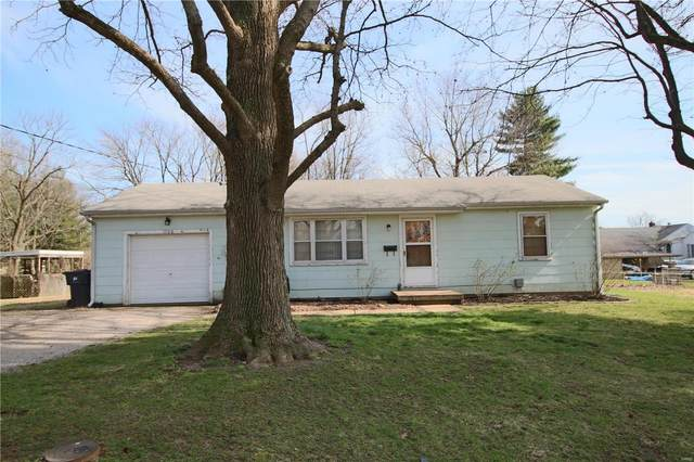 1908 E A Street, Belleville, IL 62221 (#20019548) :: RE/MAX Professional Realty
