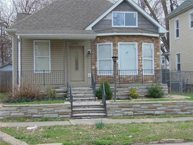 2310 Delmar Avenue, Granite City, IL 62040 (#20019558) :: Hartmann Realtors Inc.