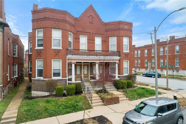 3901 Botanical Avenue #3, St Louis, MO 63110 (#20019564) :: Clarity Street Realty