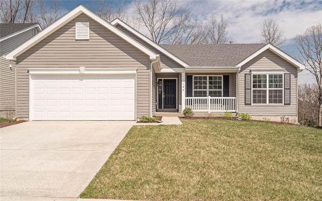 123 Keystone Ridge Drive, O'Fallon, MO 63366 (#20019581) :: Kelly Hager Group | TdD Premier Real Estate