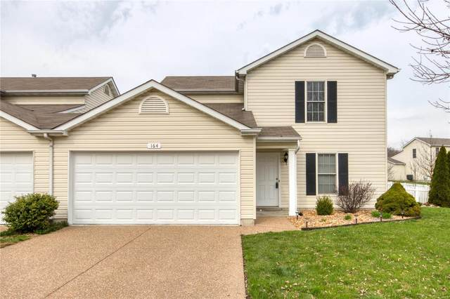 164 Mitchum 2121B, Wentzville, MO 63385 (#20019594) :: Kelly Hager Group | TdD Premier Real Estate