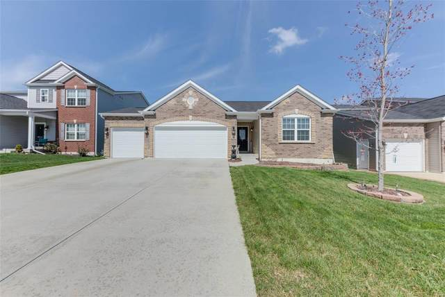 261 Hyde Park Avenue, Foristell, MO 63348 (#20019602) :: Clarity Street Realty