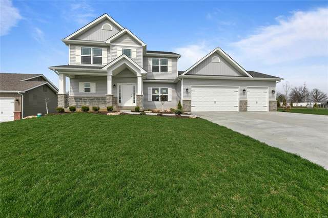 163 Pomodora Circle, Wentzville, MO 63385 (#20019619) :: Kelly Hager Group | TdD Premier Real Estate