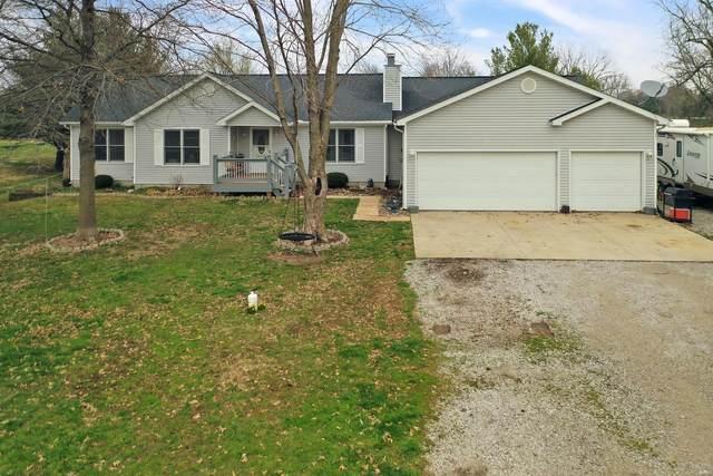 8121 Donna Lane, Edwardsville, IL 62025 (#20019643) :: Hartmann Realtors Inc.