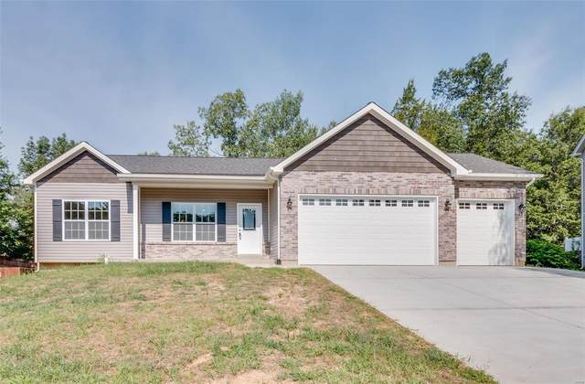 34 Magnolia @ Bend Ridge Estates, Pacific, MO 63069 (#20019697) :: RE/MAX Vision