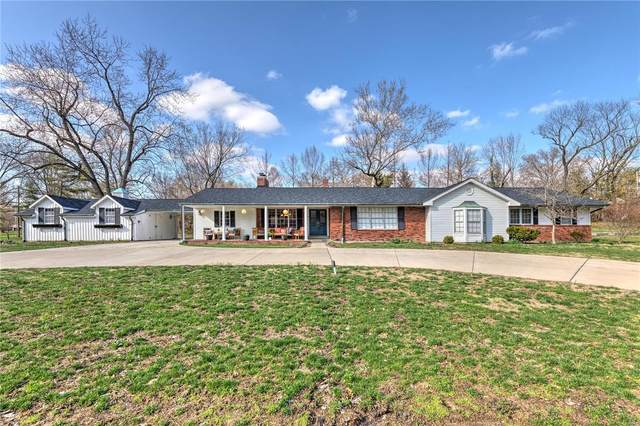 8 Ranch Lane, St Louis, MO 63131 (#20019702) :: Clarity Street Realty