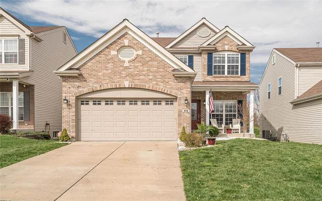 416 Angelique Place, Saint Charles, MO 63303 (#20019705) :: RE/MAX Vision