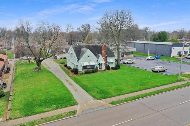 3600 N Belt, Belleville, IL 62226 (#20019714) :: Clarity Street Realty