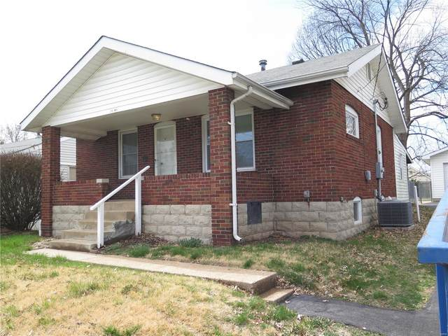 2353 Wallis Avenue, St Louis, MO 63114 (#20019716) :: RE/MAX Professional Realty