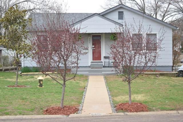 9401 Cloverhurst Drive, Affton, MO 63123 (#20019762) :: Clarity Street Realty