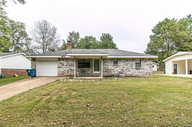 1947 Glendale Road, Poplar Bluff, MO 63901 (#20019766) :: RE/MAX Professional Realty