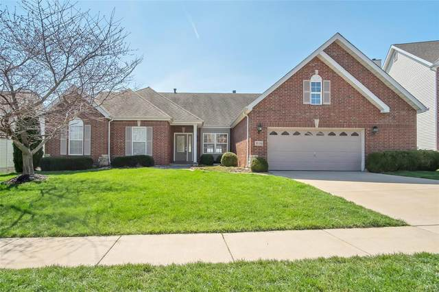 816 Mccauley Way, Saint Charles, MO 63303 (#20019771) :: Barrett Realty Group