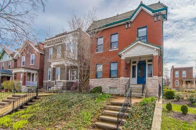 4120 Hartford, St Louis, MO 63116 (#20019787) :: Clarity Street Realty