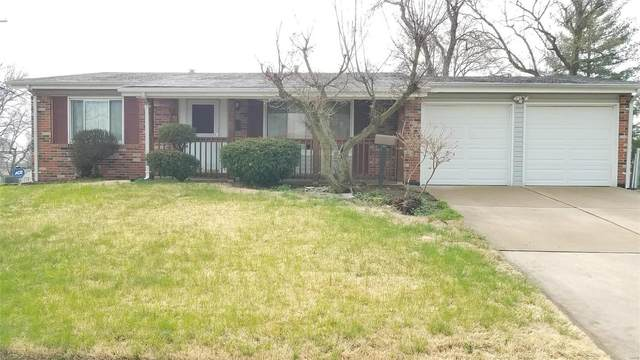 15 Cheyenne, Florissant, MO 63033 (#20019797) :: Clarity Street Realty