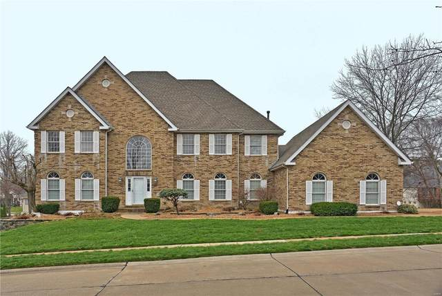 6320 Christopher Winds, St Louis, MO 63129 (#20019807) :: Clarity Street Realty