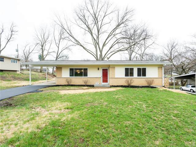 63 Fiesta Circle, St Louis, MO 63146 (#20019813) :: St. Louis Finest Homes Realty Group