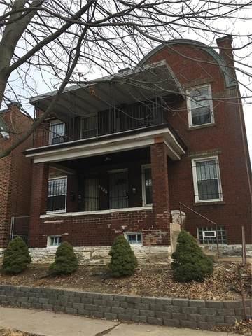 3656 Pennsylvania Avenue, St Louis, MO 63118 (#20019832) :: Matt Smith Real Estate Group