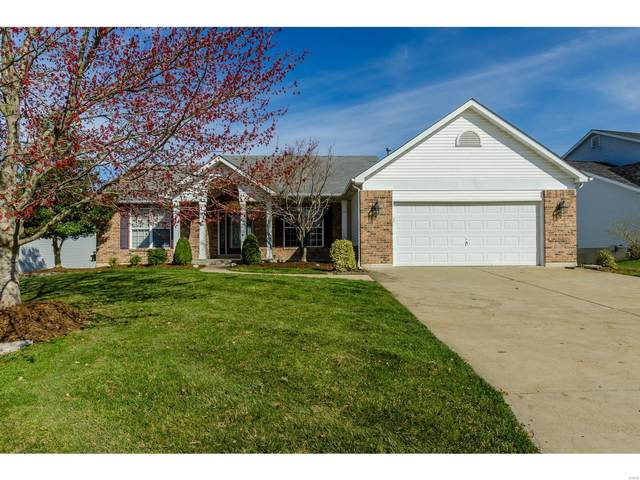 7242 Westfield Woods Drive, Dardenne Prairie, MO 63368 (#20019835) :: RE/MAX Vision