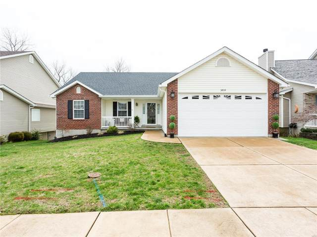 3859 Mystic Valley Drive, Imperial, MO 63052 (#20019837) :: Peter Lu Team