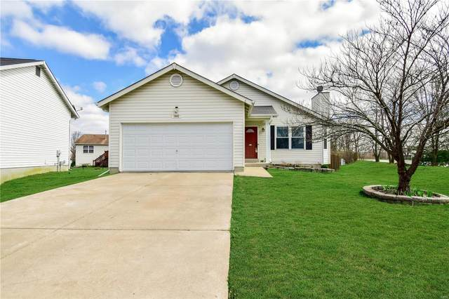 1002 Providence Pointe Drive, Wentzville, MO 63385 (#20019848) :: Kelly Hager Group | TdD Premier Real Estate
