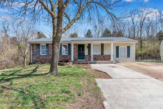 2342 Gloucester Road, High Ridge, MO 63049 (#20019867) :: Clarity Street Realty