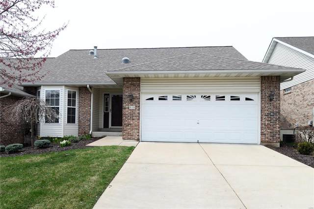 826 Penny Lane, Saint Peters, MO 63376 (#20019932) :: RE/MAX Vision