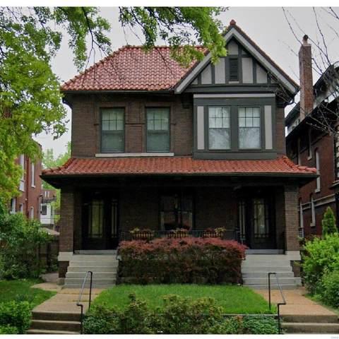 6105 Waterman Boulevard, St Louis, MO 63112 (#20019951) :: Matt Smith Real Estate Group