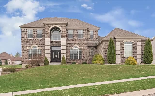 41 Coalter Ridge Court, Dardenne Prairie, MO 63368 (#20019955) :: RE/MAX Vision