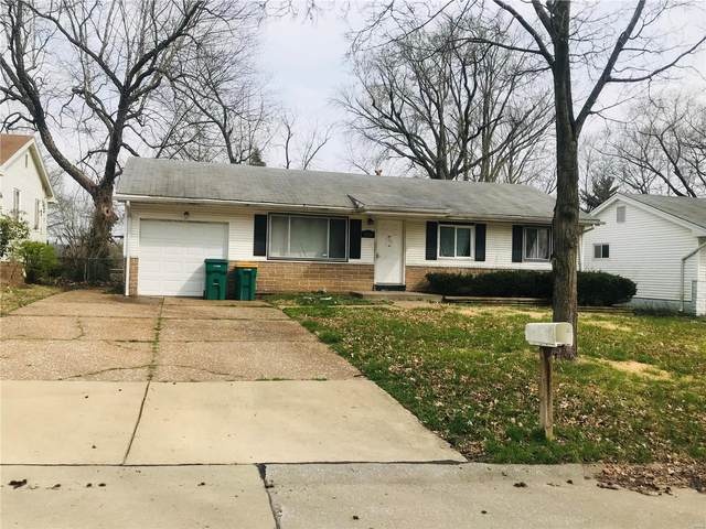10116 Crown Point Drive, St Louis, MO 63136 (#20019958) :: Clarity Street Realty