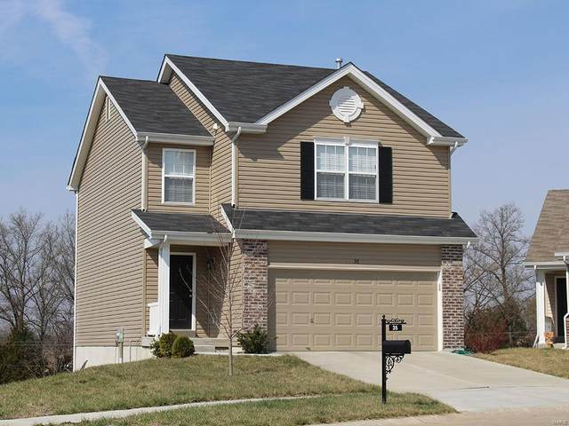 352 Charlestowne Place Drive Uc, Saint Charles, MO 63301 (#20019963) :: St. Louis Finest Homes Realty Group