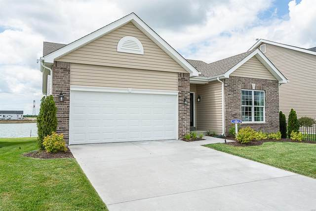 205 Charlestowne Place Drive, Saint Charles, MO 63301 (#20019984) :: Barrett Realty Group