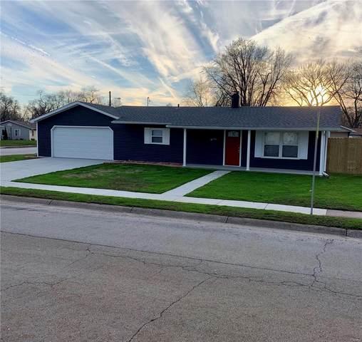 2913 Edgewood Avenue, Granite City, IL 62040 (#20019999) :: Hartmann Realtors Inc.