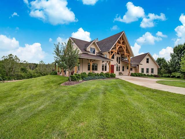 2378 Highway Jj, Elsberry, MO 63343 (#20020001) :: The Becky O'Neill Power Home Selling Team